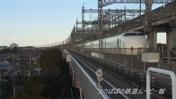 200系K47編成とき327号(沼南)