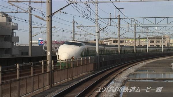 200系K47編成とき308号(浮間舟渡)